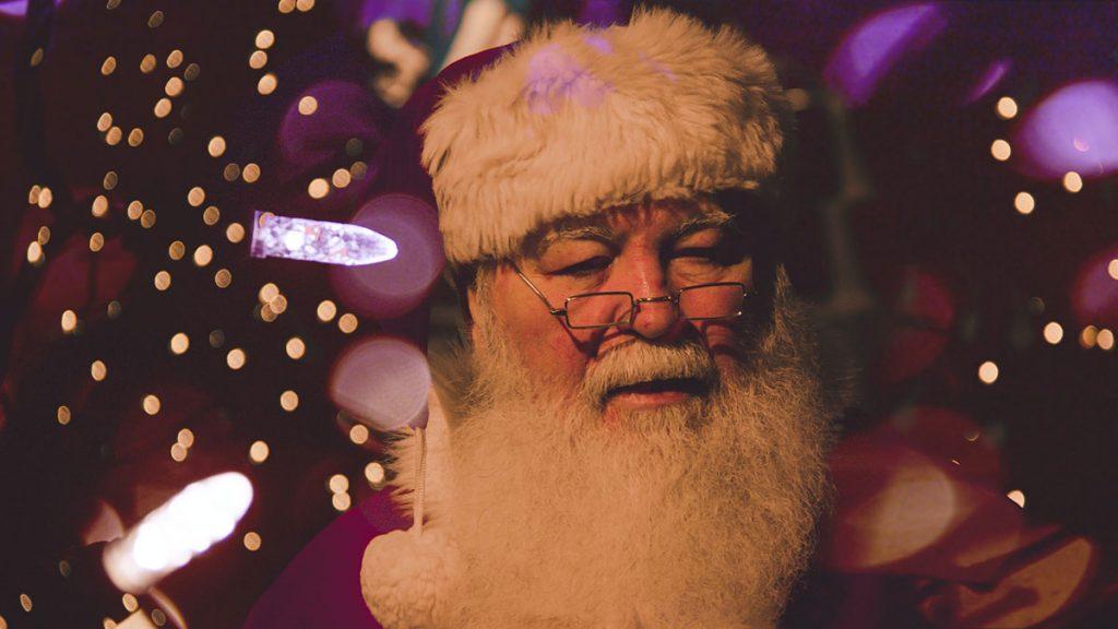 Papá Noel- Navidad - Coronavirus 2020