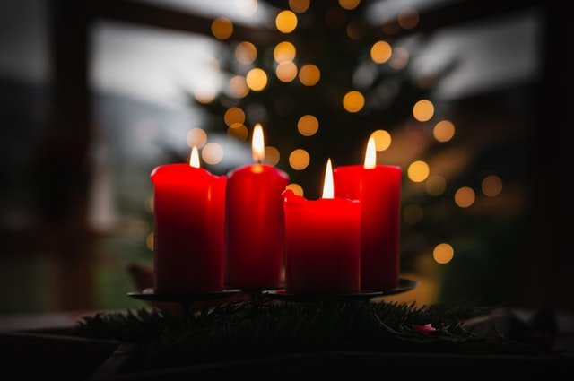 Las mejores velas de Navidad