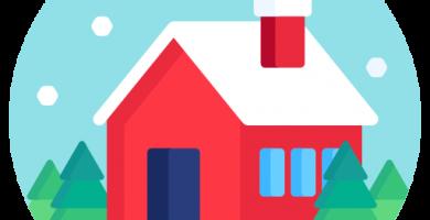 navidad decoración casa exterior