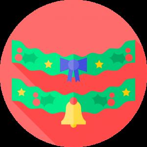 Navidad Guirnaldas